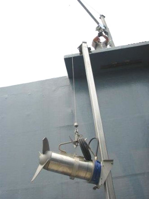 铸铁式混合搅拌机QJB0.85